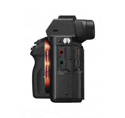 Sony α7 II E-Mount Camera with Full Frame Sensor