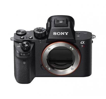 Sony α7R II with Back-Illuminated Full-Frame Image Sensor