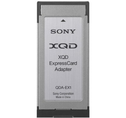 Sony ExpressCard Adapter for XQD Memory Card
