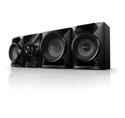 Sony Hi-Fi System with BLUETOOTH Technology - MHC-ECL99BT