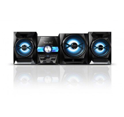 Sony High-Power Home Audio System with BLUETOOTH Technology - LBT-GPX555