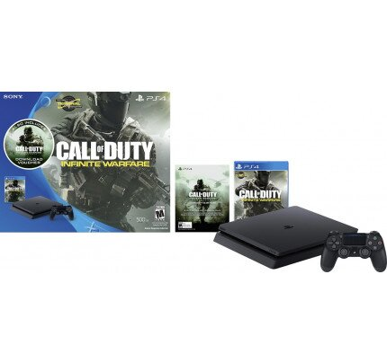 Sony PlayStation 4 Call of Duty Infinite Warfare Console Bundle