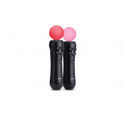 Sony PlayStation Move Motion Controller (2-Pack)