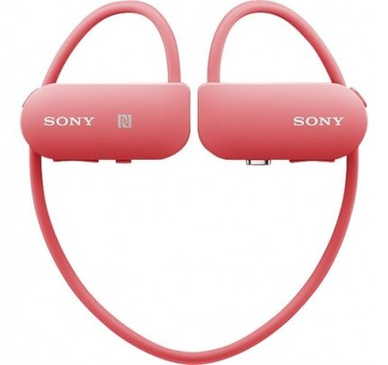 Sony Wearable Music Player with Fitness Tracker