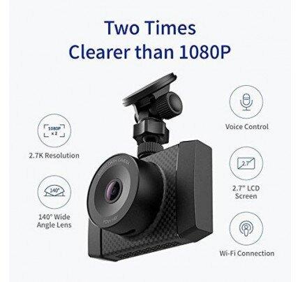 YI 2.7K Ultra Dash Camera