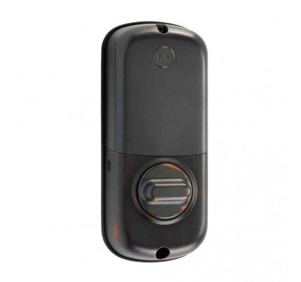 Yale Key Free Push Button Deadbolt B1L