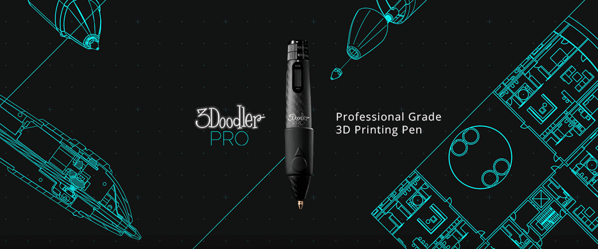 3Doodler Pro - 3D Printing Pen