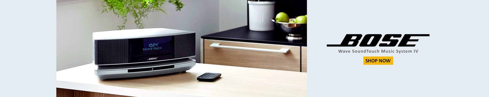 Bose_Wave Sound Touch Music System IV