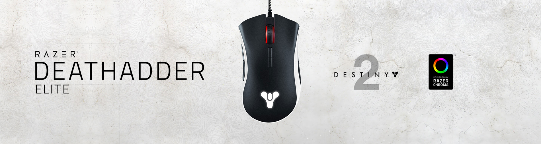 Razer Destiny 2 Deathadder Elite Gaming Mice