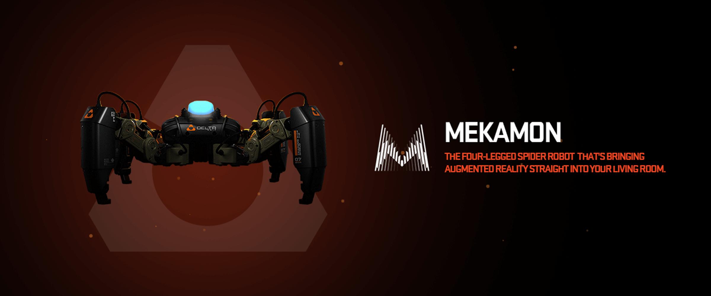MekaMon Berserker Robot - Robotics