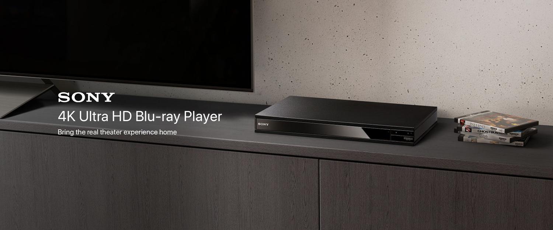 Sony 4K Ultra HD Blu-ray Player