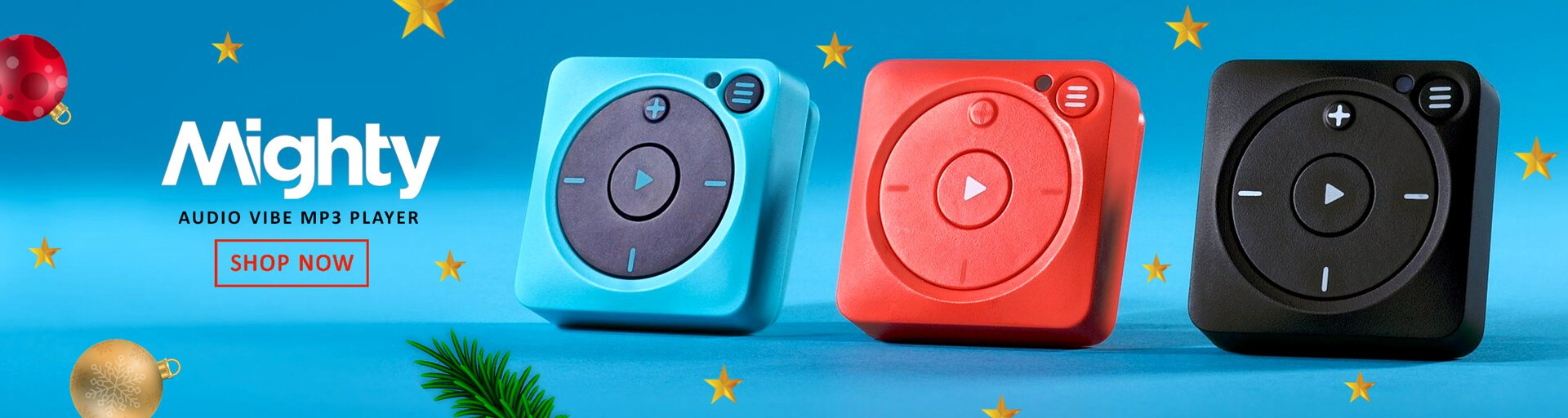 Mighty Audio Vibe MP3 Player